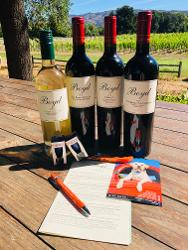 <pre>The Oak Knoll Tasting Kit</pre>